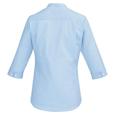 BC Bordeaux Ladies 3/4 Sleeve Shirt 40114 6