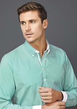 BC Fifth Ave Mens Long Sleeve Shirt 40120