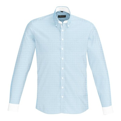 BC Fifth Ave Mens Long Sleeve Shirt 40120 3