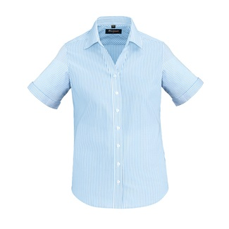 BC Vermont Ladies Short Sleeve Shirt 40212 3