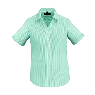 BC Vermont Ladies Short Sleeve Shirt 40212 4