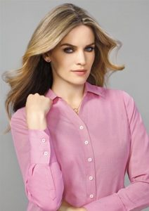 BC Hudson Ladies Long Sleeve Shirt 40310