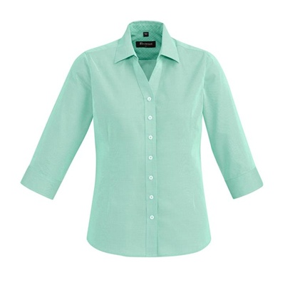 BC Hudson Ladies 3/4 Sleeve Shirt 40311 4