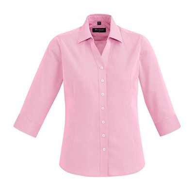 BC Hudson Ladies 3/4 Sleeve Shirt 40311 5