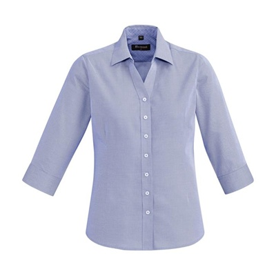 BC Hudson Ladies 3/4 Sleeve Shirt 40311 2