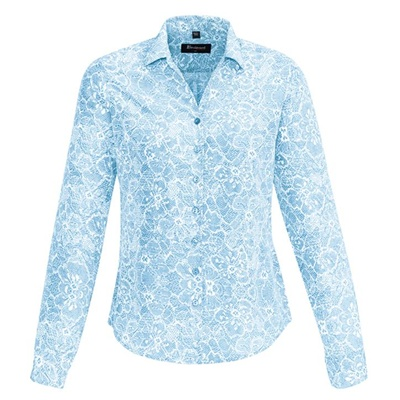 BC Solanda Ladies Print Long Sleeve Shirt 40510 3