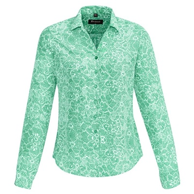 BC Solanda Ladies Print Long Sleeve Shirt 40510 4