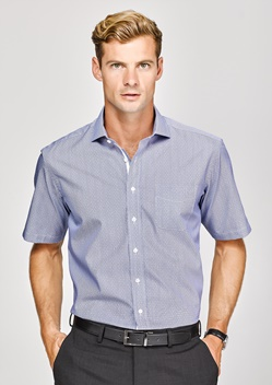 BC Calais Mens Short Sleeve Shirt 41712