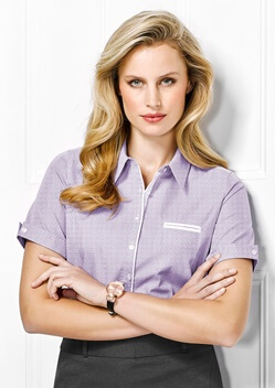 BC Calais Ladies Short Sleeve Shirt 41722 1