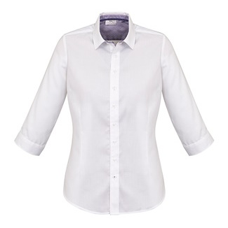 BC Herne Bay Ladies 3/4 Sleeve Shirt 41821 5