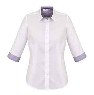 BC Herne Bay Ladies 3/4 Sleeve Shirt 41821 6
