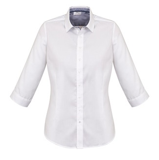 BC Herne Bay Ladies 3/4 Sleeve Shirt 41821 2