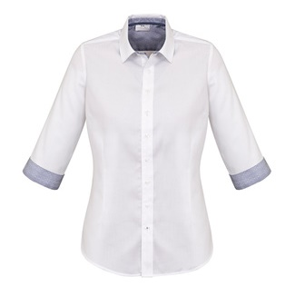 BC Herne Bay Ladies 3/4 Sleeve Shirt 41821 3