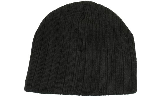 HP Cable Knit Beanie 4189 2