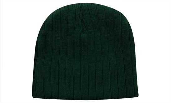 HP Cable Knit Beanie 4189 3