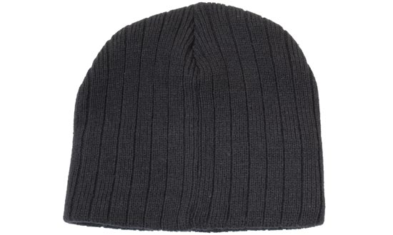 HP Cable Knit Beanie 4189 5