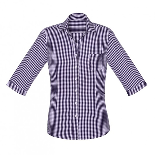 BC Springfield Ladies 3/4 Sleeve Shirt 43411 4