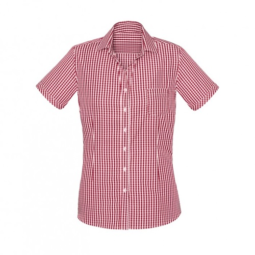 BC Springfield Ladies Short Sleeve Shirt 43412 2