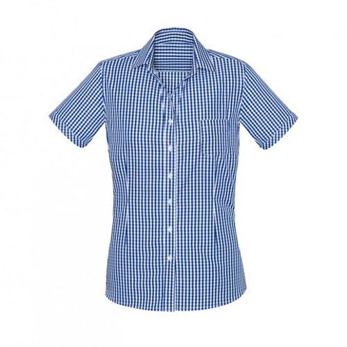 BC Springfield Ladies Short Sleeve Shirt 43412 3