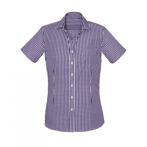 BC Springfield Ladies Short Sleeve Shirt 43412 4