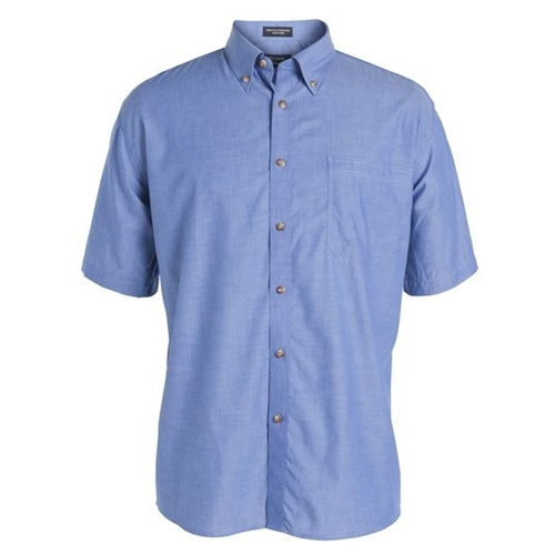 JB Indigo Adults Short Sleeve Shirt 4ICS