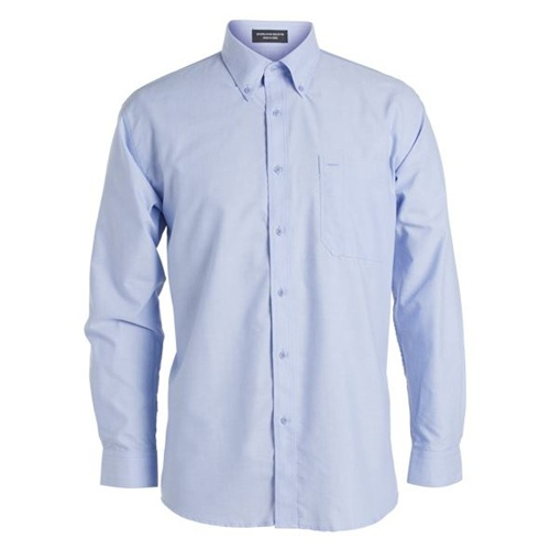 JB Oxford Adults Long Sleeve Shirt 4OS 2