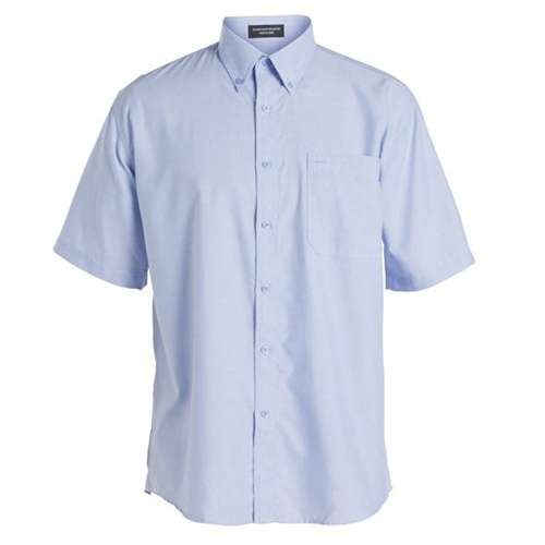 JB Oxford Adults Short Sleeve Shirt 4OSX 2