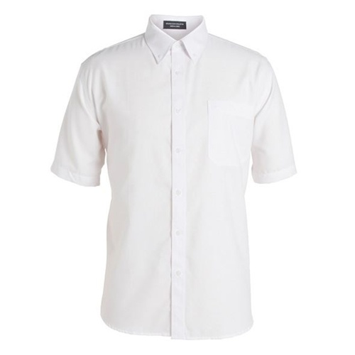 JB Oxford Adults Short Sleeve Shirt 4OSX 3