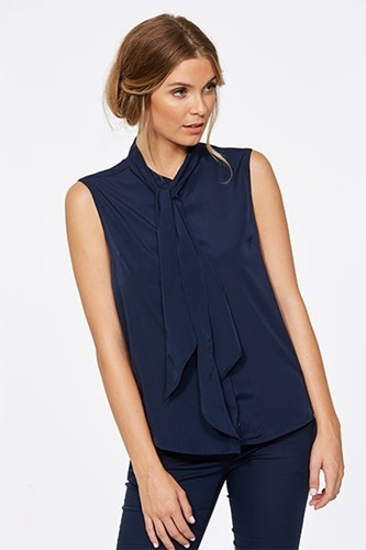 CR Ellie Ladies Sleeveless Blouse 6090N91 2
