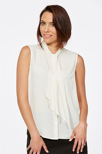 CR Ellie Ladies Sleeveless Blouse 6090N91 3