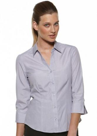 CR Deluxe Ladies 3/4 Sleeve Shirt 6200Q35 4