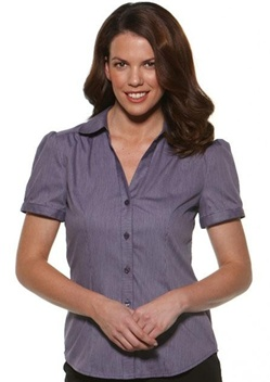 CR Deluxe Ladies Short Sleeve Shirt 6211S35