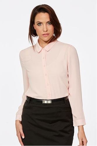 CR Chloe Ladies Long Sleeve Blouse 6410L80 3