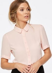 CR Chloe Ladies Short Sleeve Blouse 6410S80