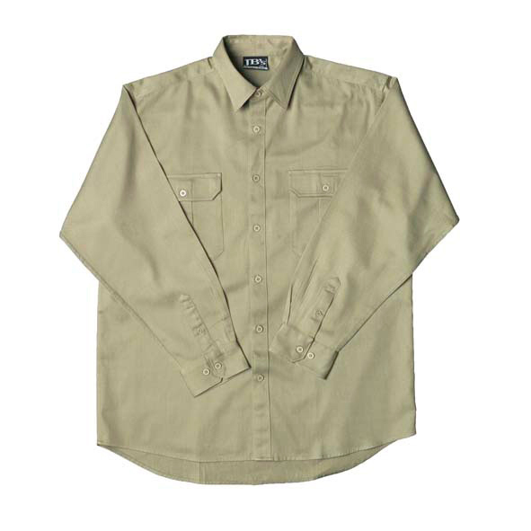 JB Work Shirt Short Sleeve 6WSS 2