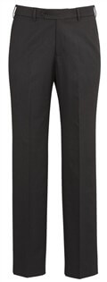 BC Mens Cool Stretch Plain Flat Front Pants 70112 2