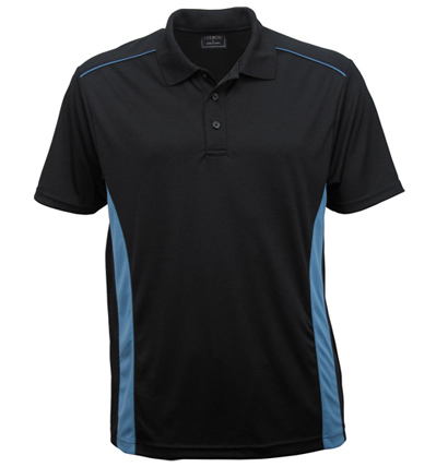 Stencil Player Mens Polo 7011 3