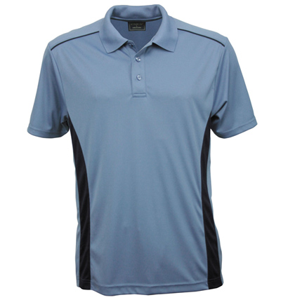 Stencil Player Mens Polo 7011 5