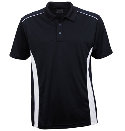 Stencil Player Mens Polo 7011 4