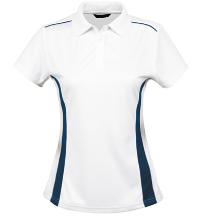 Stencil Player Ladies Polo 7111 6