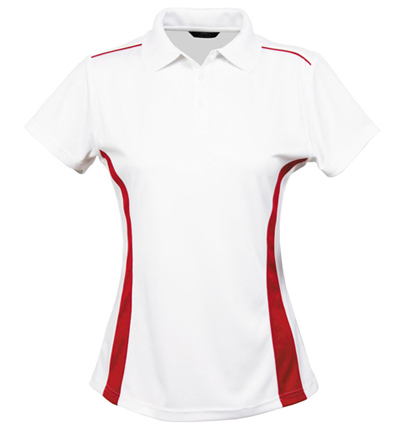 Stencil Player Ladies Polo 7111 7