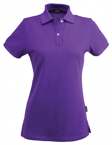 Stencil Traverse Ladies Polo 7115 9