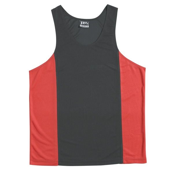 JB Contrast Adults Singlet 7PCS 8