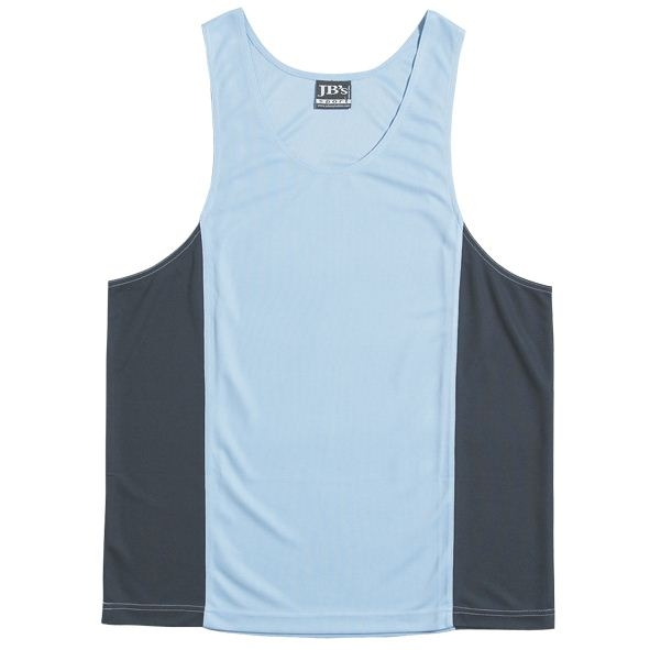 JB Contrast Adults Singlet 7PCS 2