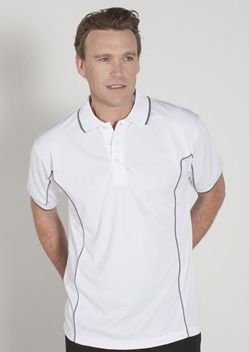 JB Piping Adults Short Sleeve Polo 7PIP 1