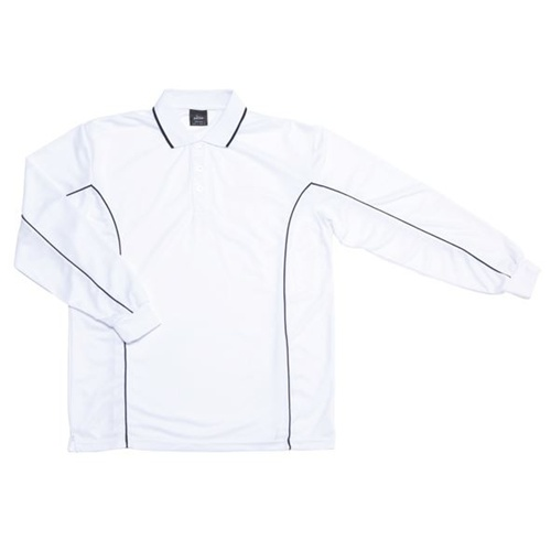 JB Piping Adult Long Sleeve Polo 7PIPL 2