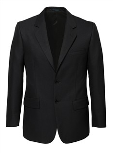BC Mens Cool Stretch Plain 2 Button Jacket 80111 4