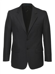 BC Mens Cool Stretch Plain 2 Button Jacket 80111 2