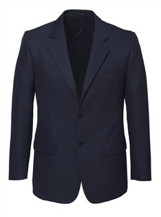 BC Mens Cool Stretch Pinstripe 2 Button Jacket 80211 4