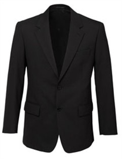 BC Mens Wool Stretch 2 Button Jacket 84011 4